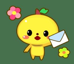 KAWAII Creature Colloru sticker #73338