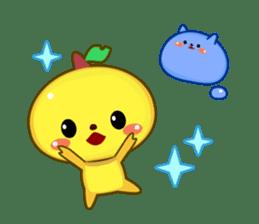 KAWAII Creature Colloru sticker #73341