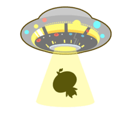 KAWAII Creature Colloru sticker #73348