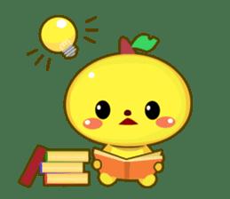 KAWAII Creature Colloru sticker #73351