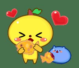 KAWAII Creature Colloru sticker #73354