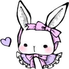 Sweet KAWAII Lolita bunnies