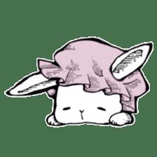 Sweet KAWAII Lolita bunnies sticker #73390