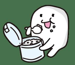 Marshmallown sticker #73603