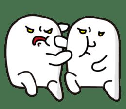 Marshmallown sticker #73609