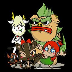 Okinawa Characters