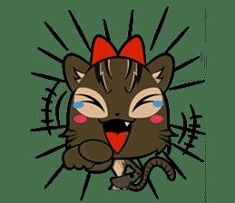 Okinawa Characters sticker #74030