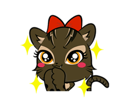 Okinawa Characters sticker #74046