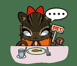 Okinawa Characters sticker #74051