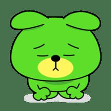 MIDORI USAGI sticker #77461
