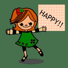 ichigo*clover sticker #74630
