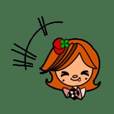 ichigo*clover sticker #74632