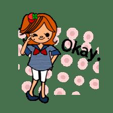 ichigo*clover sticker #74634