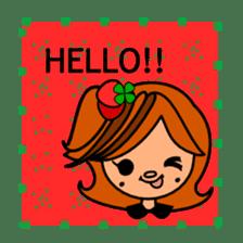 ichigo*clover sticker #74637