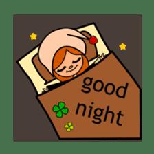 ichigo*clover sticker #74643