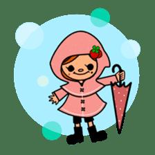 ichigo*clover sticker #74646