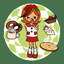 ichigo*clover sticker #74650