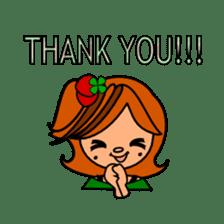 ichigo*clover sticker #74651