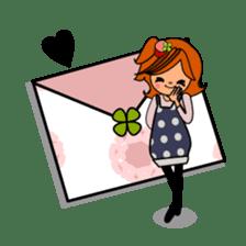 ichigo*clover sticker #74655