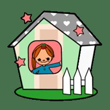 ichigo*clover sticker #74660