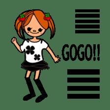 ichigo*clover sticker #74661