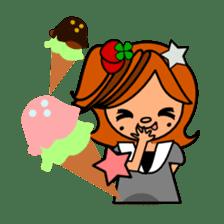 ichigo*clover sticker #74664