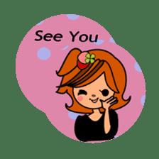 ichigo*clover sticker #74667