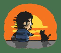 Petit OSSAN sticker #75341