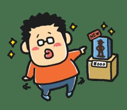 Petit OSSAN sticker #75344