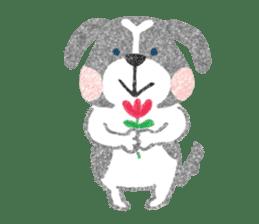 Pu-chan&Fittan sticker #75614