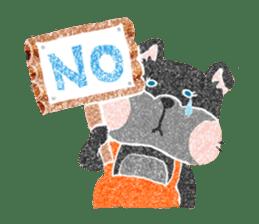 Pu-chan&Fittan sticker #75618