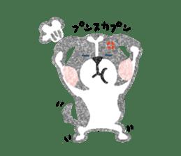 Pu-chan&Fittan sticker #75621