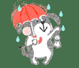 Pu-chan&Fittan sticker #75630