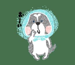 Pu-chan&Fittan sticker #75631