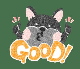 Pu-chan&Fittan sticker #75639