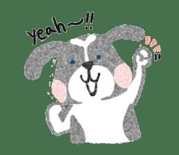 Pu-chan&Fittan sticker #75642