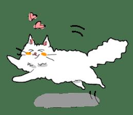 Happy-go-Lucky Cat Ryu sticker #75774