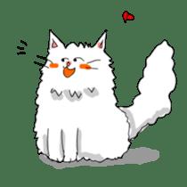 Happy-go-Lucky Cat Ryu sticker #75775