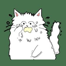 Happy-go-Lucky Cat Ryu sticker #75783