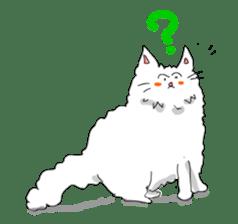 Happy-go-Lucky Cat Ryu sticker #75784