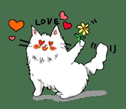 Happy-go-Lucky Cat Ryu sticker #75787