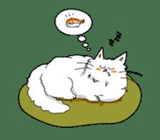 Happy-go-Lucky Cat Ryu sticker #75788