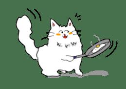 Happy-go-Lucky Cat Ryu sticker #75790