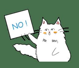 Happy-go-Lucky Cat Ryu sticker #75794