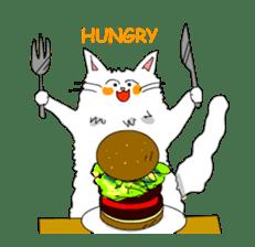 Happy-go-Lucky Cat Ryu sticker #75802