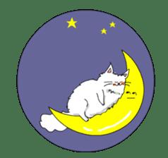 Happy-go-Lucky Cat Ryu sticker #75813