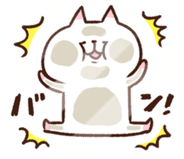 Girl and small animals. by Kanahei sticker #75833