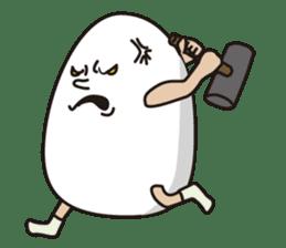 Eggs sticker #76145