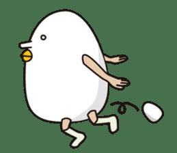 Eggs sticker #76153
