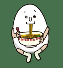 Eggs sticker #76155